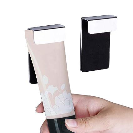 Dispensador de pasta de dientes 3M Autoadhesivo Acero Inoxidable Instalar sin herramientas - 2 Piezas