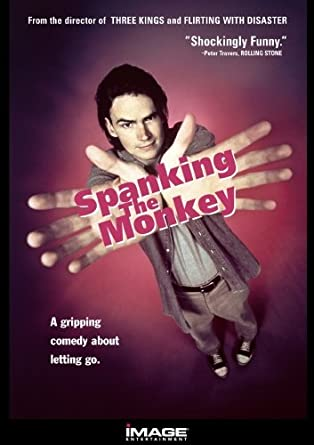 Dvd spank the monkey