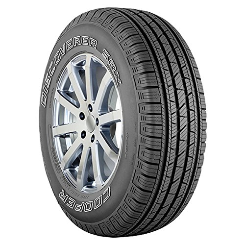 UPC 029142814450, Cooper Discoverer SRX All-Season Radial Tire -235/75R17 109S