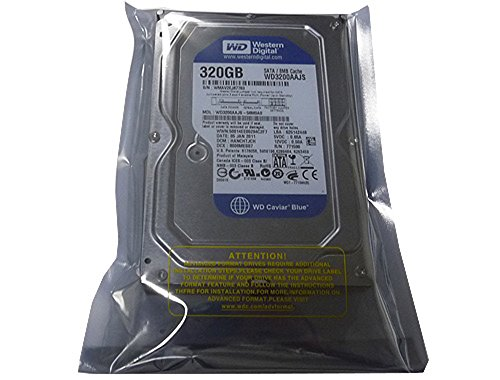 Western Digital WD3200AAJS 7200RPM Desktop product image