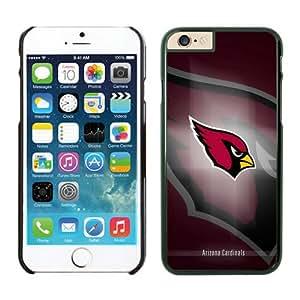 NFL Arizona Cardinals iPhone 6 Plus Case 05 Black 5.5 Inches NFLIphone6PlusCases13758