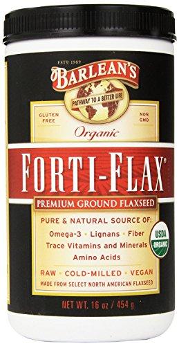 Barlean's Forti-Flax - 16 oz. (Pack of 3) by Barlean's Organic Oils (Image #3)