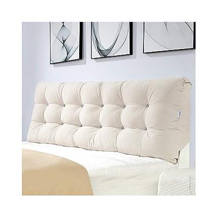 Divano Letto Matrimoniale Dimensioni.Ckkd Pillow Comodino Cuscino Lenzuolo Lino Art Soft Bag