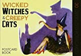 Wicked Witches and Creepy Cats: A Halloween Postcard Book