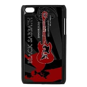 iPod Touch 4 Phone Case Black Sabbath DT92214