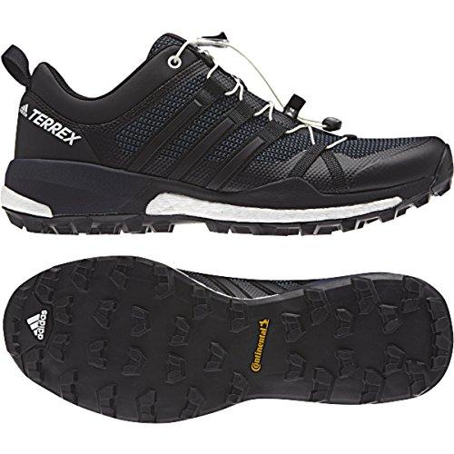 Adidas Terrex Skychaser Trail Running Shoe - Men s Dark Grey Black White 8  - Buy Online in UAE.  c4a013c37
