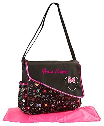 Diaper Bags Personalized Embroidery - 3