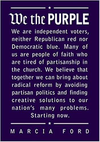 The Spiritual Reality of Politics: Republican, Democrat, Independent