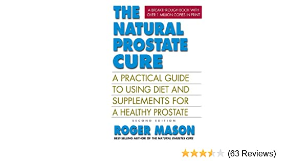 Amazon the natural prostate cure ebook roger mason kindle store fandeluxe Gallery