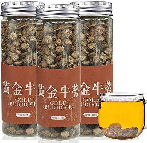 【時効保証 7日間で届けます】ごぼう茶450g(150g*3) 牛蒡茶 花茶 有機栽培ごぼう茶 ノンカフェイン 無添加100% 焙煎