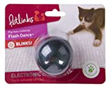 Petlinks Flash Dance Touch Activated Light Ball Cat E-Toy