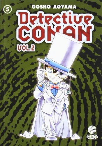 Descargar Libro Detective Conan Ii Nº 05 Gosho Aoyama