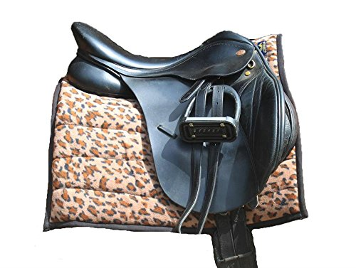 Snuggy Hoods Quilted Saddle Pad / Saddle Blanket / 4 Colors One Size - Pad Blanket Saddle Horse