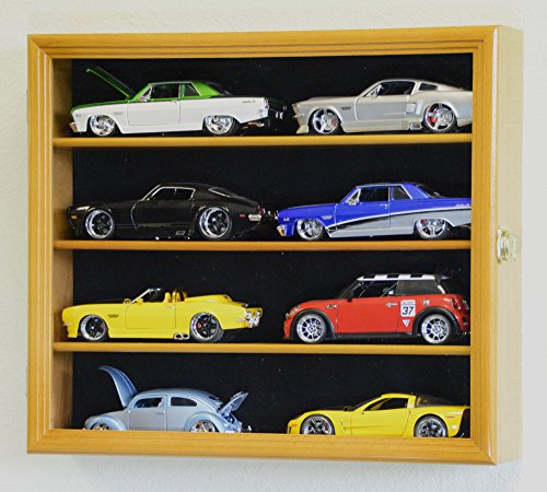 Buy 1 24 oak display case