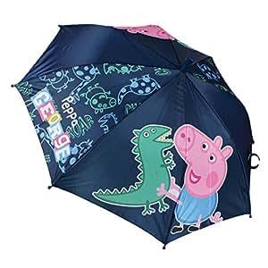 Paraguas George Peppa Pig automatico 48cm