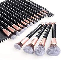 Anjou makeup brush set 16pcs premium cosmetic