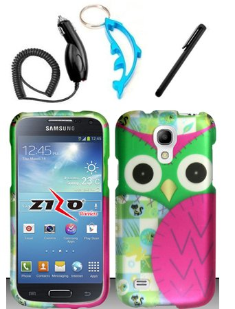 samsung galaxy 4 mini case owl - 1