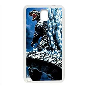 Wonderful Godzilla Cell Phone Case for Samsung Galaxy Note3 by Maris's Diary