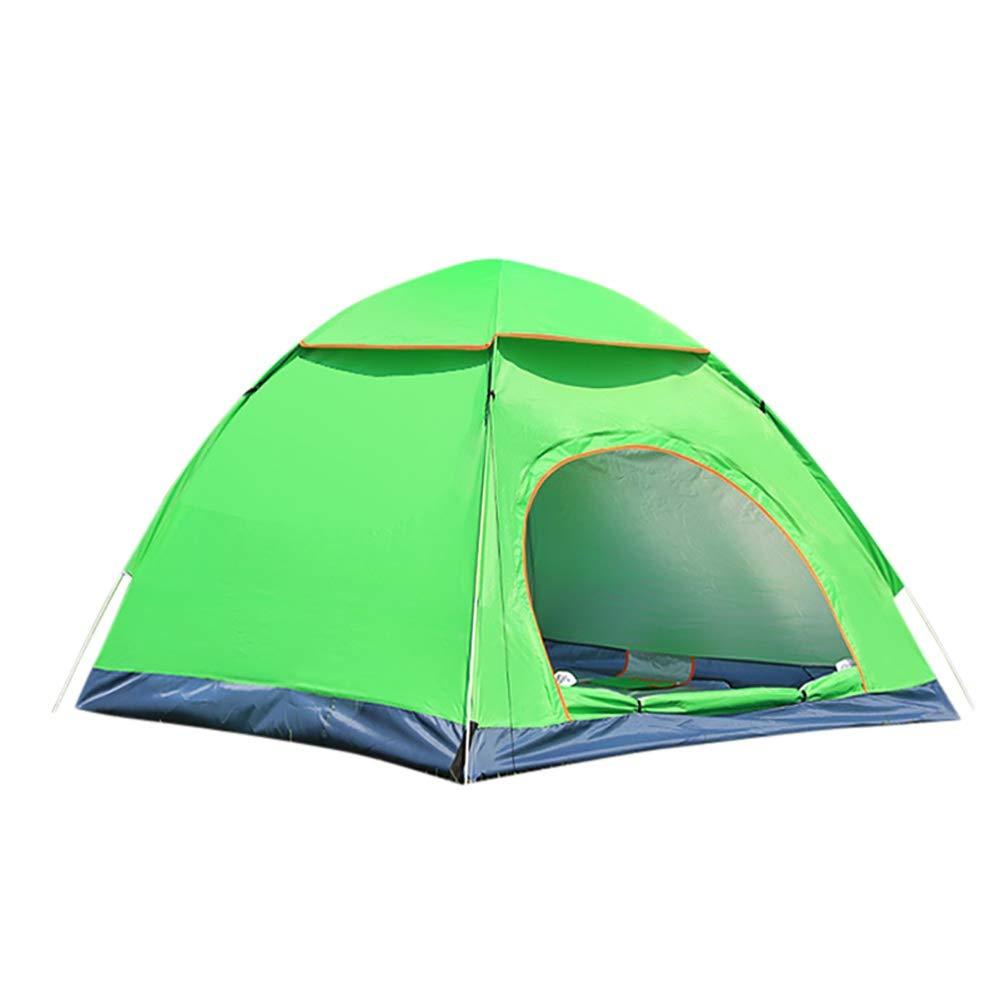 Gyratedream Camping Zelt Backpacking Zelte Tragbare wasserdichte Wanderzelt Anti-UV 2//3 Person Falten automatische Pop-Up Open Sonnenschutz Ultraleicht Sonnenschutz