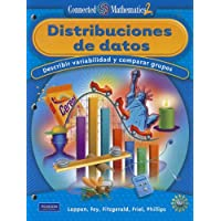 Connected Mathematics 2 Grade 7:Distribuciones de datos (describir variabilidad y comparar grupos)
