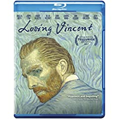 The Oscar-nominated Animation LOVING VINCENT is Available Now on Blu-ray and DVD from Cinedigm