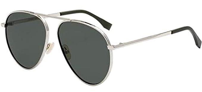 Fendi Gafas de Sol AROUND FF M0028/S PALE GOLD/GREEN hombre ...