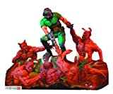 Gaming Heads Doom: Knee Deep in The Dead Resin Diorama Action Figure