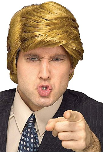 The Billionaire Wig Costume (Billionaire Costume)