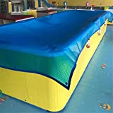 Tarpaulin Solar Cover for Swimming Pools, Solar