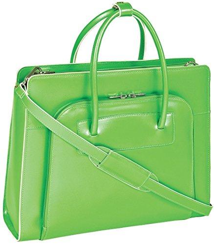 McKlein USA LAKE FOREST W series Ladies' Briefcase in Green