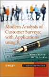 Modern Analysis of Customer Surveys, Silvia Salini and Ron S. Kenett, 0470971282