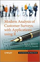 Modern Analysis of Customer Surveys: with Applications using R Front Cover