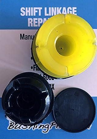 Cambio de transmisión de casquillos para fijar fm1kit - Pasacables de Kit de reparación: Amazon.es: Coche y moto