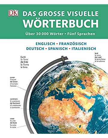 Das große visuelle Wörterbuch  Englisch, Französisch, Deutsch, Spanisch,  Italienisch 5afc47a6a9