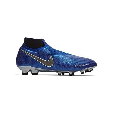 be43dc49138 Nike - Phantom Vsn Elite DF FG - AO3262400 - Color  Blue-Navy Blue
