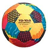 Saturnian I Fun Gripper Soccer Ball, 10-Inch
