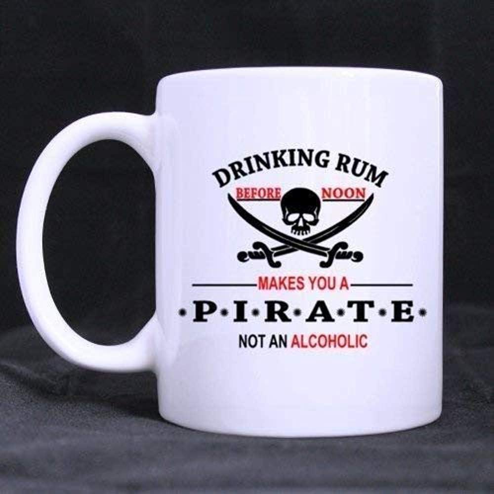 Beber ron antes del mediodía te convierte en un pirata, no en ...