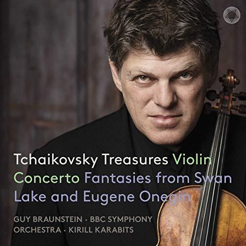 Guy Braunstein: Tchaikovsky Treasures