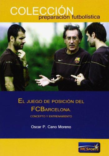 El Juego De Posición Del FC Barcelona