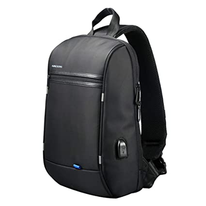 945351614427a3 Amazon.com: Travel Laptop Backpack, Business Security Ultra-Thin Waterproof  Computer Backpack with USB Charging Port, Suitable for 13.3-inch Laptop -  Black: ...