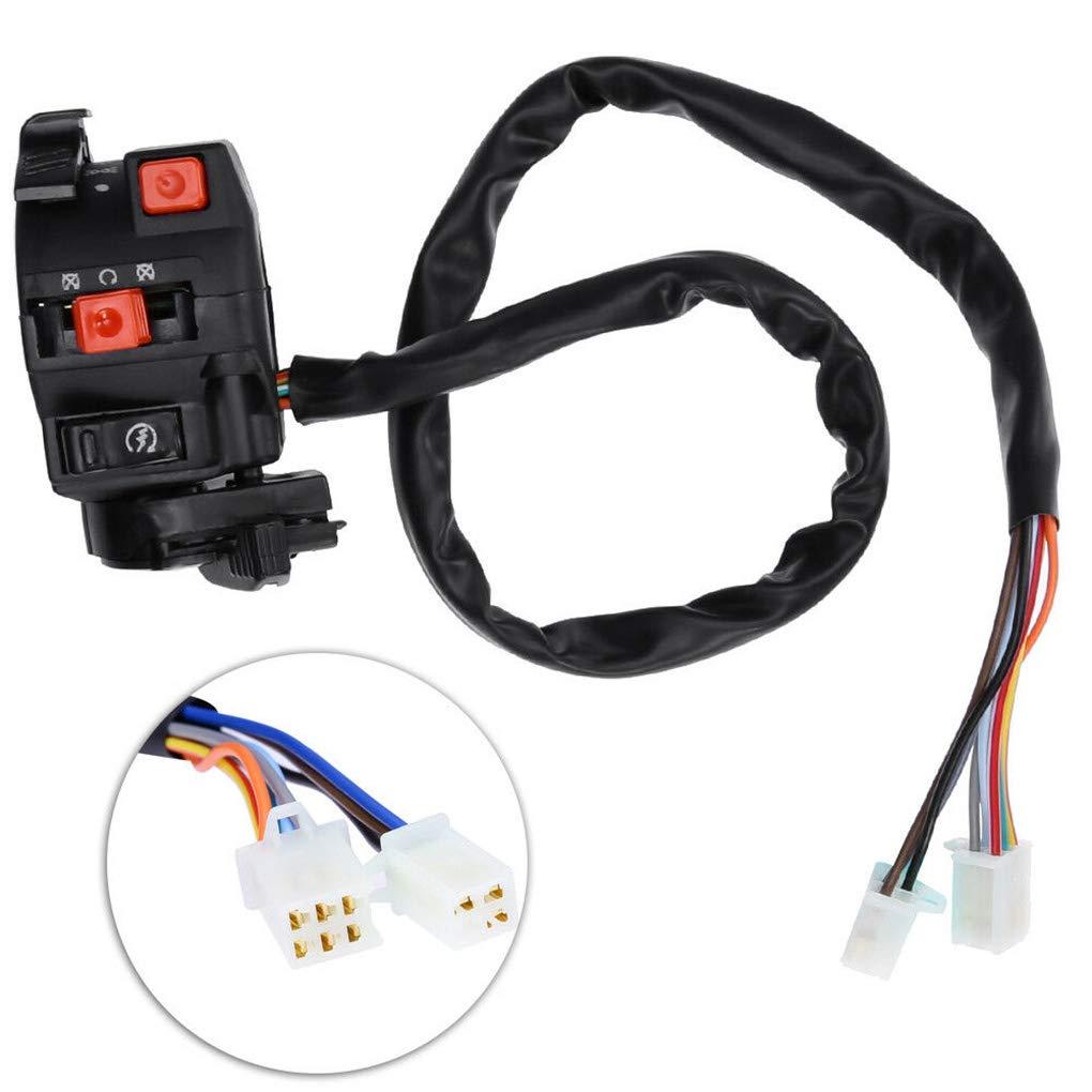 250CC estator CDI el/éctrico del Haz de Cables de Alambre Telar Parte Moto 200 Pigup Reemplazo para ATV Quad CG150