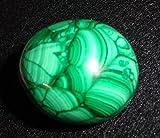 1pc #60 Malachite Egg (71 grams) Premium Natural