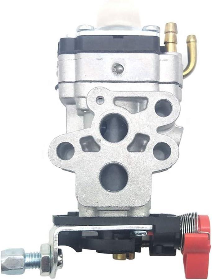 YiWu Cortadora de Accesorios Compatible for el carburador KAAZ Kawasaki TJ35 TJ35E TJ35V 35CC Cortasetos carburador soplador Carby Herramientas de jardín
