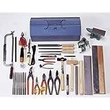 彫金工具セット A【金属工芸 彫金用具】BB52211