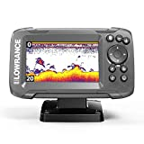 Lowrance HOOK2 4X - 4-inch Fish Finder with Transducer and GPS