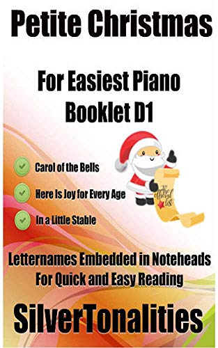 Christmas Carols Booklet - 6