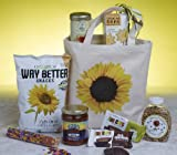 Sunny Side All Natural Gift Basket