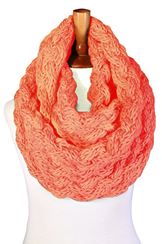 Basico Winter Knitted Infinity Various