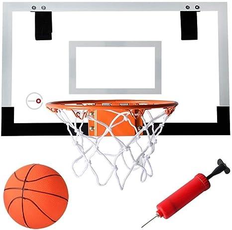 DYFFF Aro de Baloncesto - Altura de Juego de Baloncesto fácil de ...