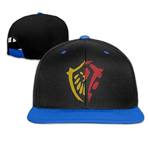 BestSeller World Of Warcraft The Horde The Alliance Mixed Symbol Snapback Adjustable Hip Hop Baseball Caps Hats For Unisex